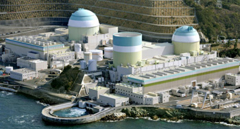 日本核电站